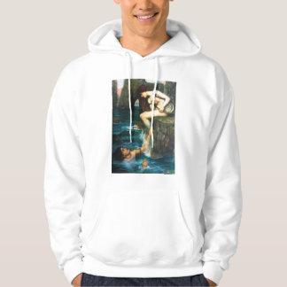 John William Waterhouse la sudadera con capucha de