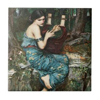 John William Waterhouse la teja del encantador
