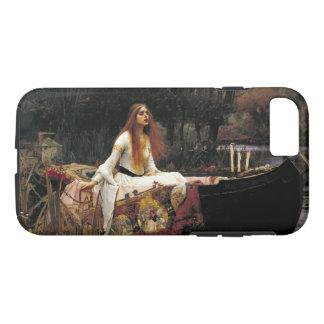 John William Waterhouse Lady Of Shalott Vintage iPhone 8/7 Case