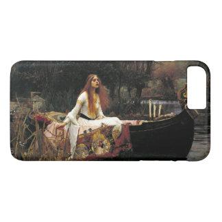 John William Waterhouse Lady Of Shalott Vintage iPhone 8 Plus/7 Plus Case