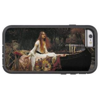 John William Waterhouse Lady Of Shalott Vintage Tough Xtreme iPhone 6 Case
