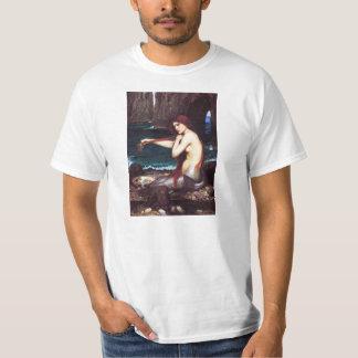 John William Waterhouse Mermaid Tee Shirt
