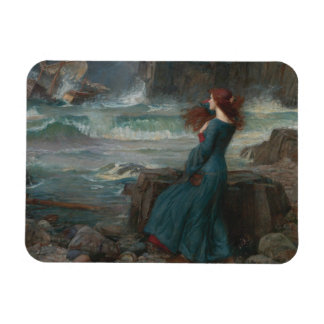 John William Waterhouse - Miranda - The Tempest Magnet