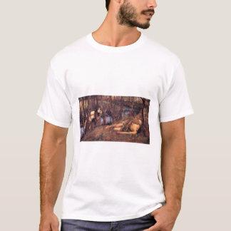 John William Waterhouse - Naiad T-Shirt