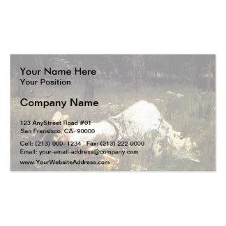 John William Waterhouse- Ophelia Business Card