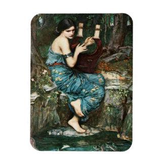 John William Waterhouse The Charmer Magnet