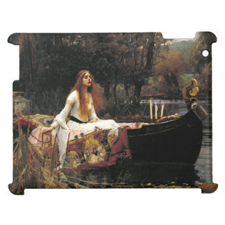 John William Waterhouse The Lady Of Shalott (1888) Cover For The iPad