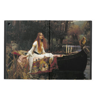 John William Waterhouse The Lady Of Shalott (1888) iPad Air Cover