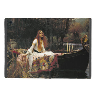 John William Waterhouse The Lady Of Shalott (1888) iPad Mini Cases