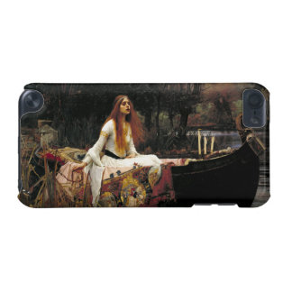 John William Waterhouse The Lady Of Shalott (1888) iPod Touch (5th Generation) Cover