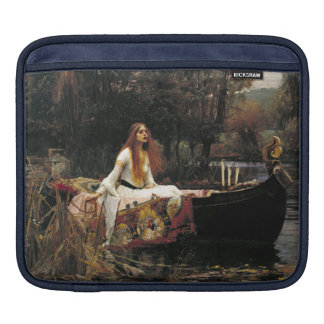John William Waterhouse The Lady Of Shalott (1888) Sleeve For iPads