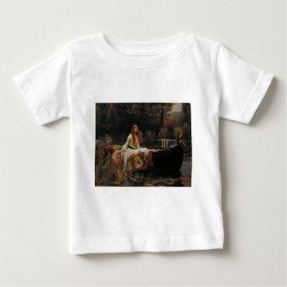 John William Waterhouse - The Lady of Shalott Baby T-Shirt