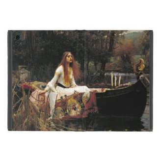 John William Waterhouse The Lady Of Shalott Cover For iPad Mini