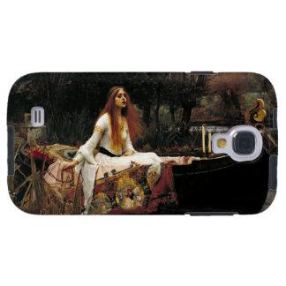 John William Waterhouse The Lady Of Shalott Galaxy S4 Case