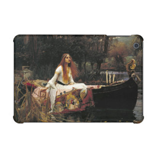 John William Waterhouse The Lady Of Shalott iPad Mini Case