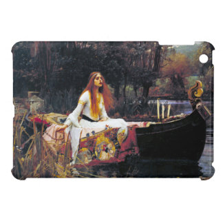 John William Waterhouse The Lady Of Shalott iPad Mini Cover