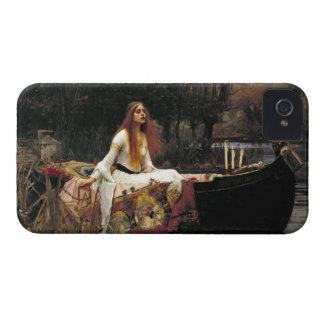 John William Waterhouse The Lady Of Shalott iPhone 4 Case
