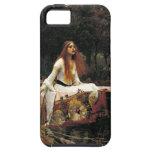John William Waterhouse The Lady Of Shalott iPhone 5 Covers