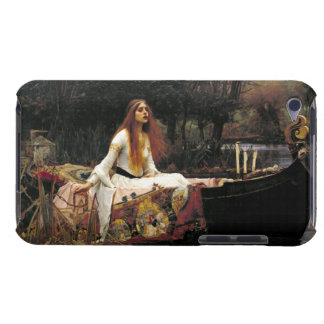 John William Waterhouse The Lady Of Shalott iPod Touch Case-Mate Case