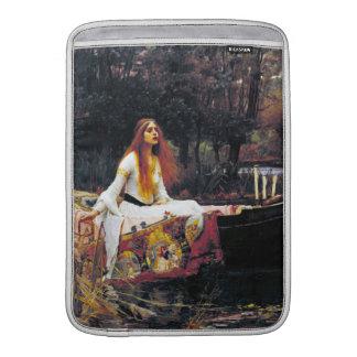 John William Waterhouse The Lady Of Shalott MacBook Sleeves