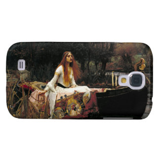 John William Waterhouse The Lady Of Shalott Samsung Galaxy S4 Cover