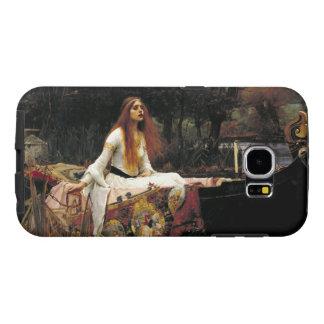 John William Waterhouse The Lady Of Shalott Samsung Galaxy S6 Case