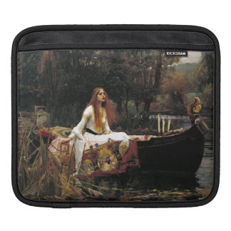 John William Waterhouse The Lady Of Shalott Sleeves For iPads