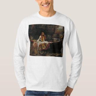 John William Waterhouse - The Lady of Shalott T-Shirt