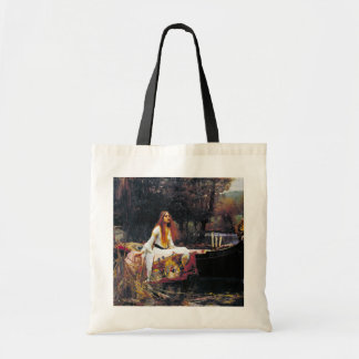 John William Waterhouse The Lady Of Shalott Tote Bag