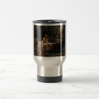 John William Waterhouse - The Lady of Shalott Travel Mug