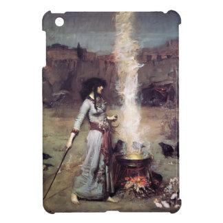 John William Waterhouse- The Magic Circle iPad Mini Covers