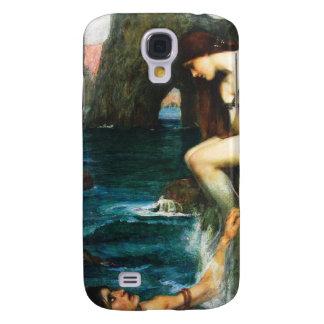 John William Waterhouse The Siren Galaxy S4 Case