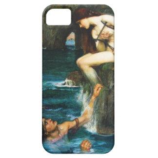 John William Waterhouse The Siren iPhone 5 Case