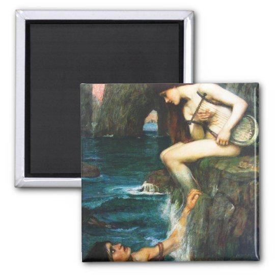 John William Waterhouse The Siren Magnet