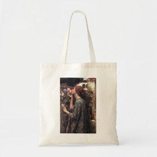 John William Waterhouse- The Soul of the Rose Tote Bag