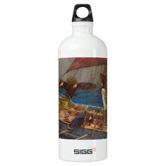 John William Waterhouse - Ulysses and the Sirens Aluminum Water Bottle
