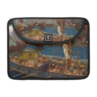 John William Waterhouse - Ulysses and the Sirens Sleeve For MacBook Pro