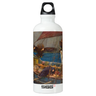 John William Waterhouse - Ulysses and the Sirens Water Bottle