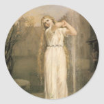 John William Waterhouse- Undine Sticker