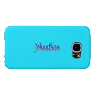 Johnathan Bluish Style Samsung Galaxy cover