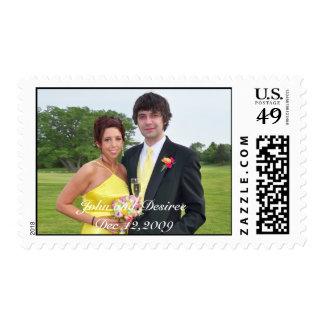 JohnDesire Stamp, John and DesireeDec 12,2009 Stamp