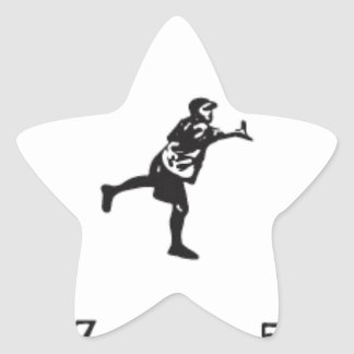 JohnE McCray's It's About Time Tour Star Sticker