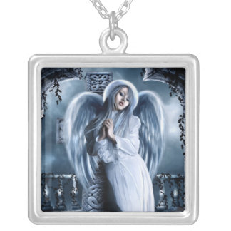 Johnnies Angel Necklace