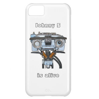 Johnny 5 is alive! cover for iPhone 5C