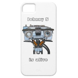 Johnny 5 is alive! iPhone SE/5/5s case