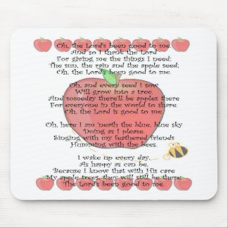 Johnny Appleseed Day Mouse Pad September 26