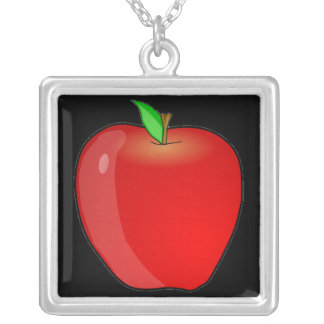 Johnny Appleseed Day Necklace September 26