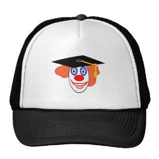Johnny Automatic Clown Cartoon Mesh Hats
