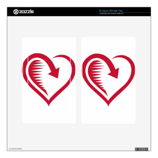johnny_automatic_love_is_returned.png kindle fire skin
