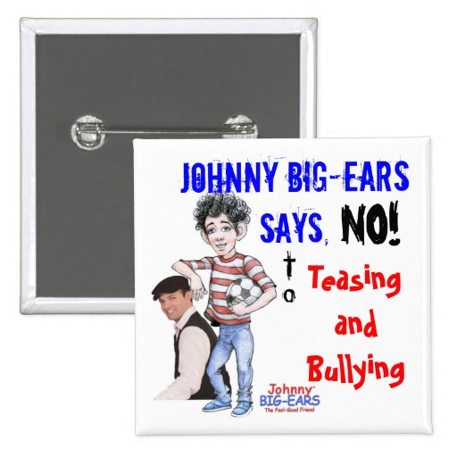 JOHNNY BIG EARS BUTTONS